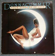 DONNA SUMMER - Four Seasons Of Love (1977) Vinyl LP (ATL50321) (NBLP7038) Disco