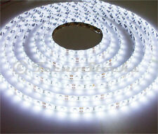 Striscia LED Bianco SMD 3528 300 LED 5 Metri Strip Bobina IMPERMEABILE White