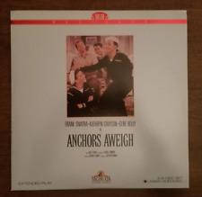 LASERDISC Movie: ANCHORS AWEIGH - Sinatra, Grayson, Gene Kelly - Collectible