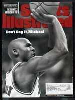 SPORTS ILLUSTRATED FEBRUARY 16 1998 MICHAEL JORDAN