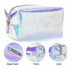 Laser Bag Hologram Holographic Makeup Bag Pencil Case Card Holder Wallet Handbag