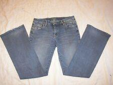 Cesttoi U.S.A. Distressed Stretch Jeans - Jrs. 11