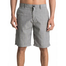 QUIKSILVER MEN'S REGENERATION REGULAR FIT WALK SHORT  SIZE: 32