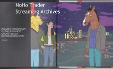 2015 EMMY FYC DVD BOJACK HORSEMAN SEASON 1 COMPLETE ALL 12 Episodes Aaron Paul