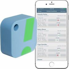 SensorPush Bluetooth Thermometer/Hygrometer-Wireless Temperature/Humidity Logger