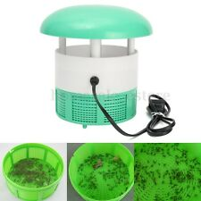 LED Electric Mosquito Fly Insect Pest Repellent Killer Catcher Trap Lamp Zappers