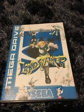 LandStalker SEGA Mega Drive PAL Italian Version - Custom Game - Grade AAA+++