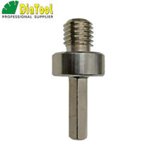 1pc Adapter M14 Male Thread To 3/8 Hexagon Shank For Hand Drill / Electric Drill