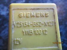 MG ROVER 25 45 75 FREELANDER Multi Purpose Yellow Relay YWB10012 FREE POSTAGE