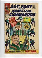 Sgt. Fury and his Howling Commandos #41 (1967) FN/VF 7.0