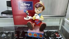 Disney Traditions Figurine Pinocchio e Grillo Parlante Enesco Jim Shore
