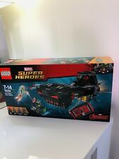 Lego 76048 Marvel Super Heroes Iron Skull Sub Attack New