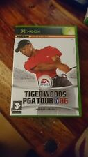TIGER WOODS Golf PGA Tour 2006 GAME + 2 MTH Collectors Quality XBOX LIVE Card