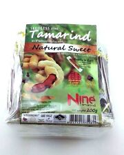 TAMARIND DRIED NATURAL DELICIOUS SWEET NO SUGAR PRESERVATIVE WRAPPED  VERY YUMMY