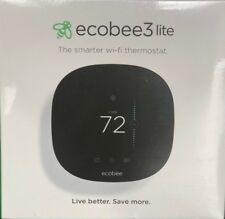 ECObee3 Lite Smart Thermostat Wi-Fi