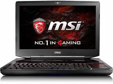 "MSI GT83VR 6RF-028UK TITAN SLI 18.4"" FHD GTX 1080 SLi Gaming Laptop + Mech. Keys"