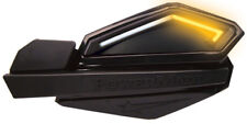 Harley Davidson hand guard turn signal kit LED Turn and running light PowerMadd