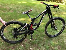 2015 Lapierre DH 727 Large Downhill Mountain Bike Easton Fox