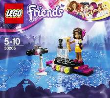 LEGO Friends#30205 - Andrea's Pop Star - Red Carpet - Collector 2015 - NEW
