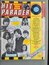 HIT PARADER Magazine 1967 BEATLES Cream ZAPPA Jeff Beck JOE TEX Hendrix BOOKER T