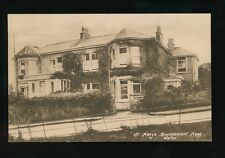 Somerset Walton CLEVEDON St Mary's Convalescent Home c1920/30s? PPC