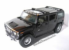Hummer h2-BLACK - 1:18 MAISTO-prix recommandé 58,50 €