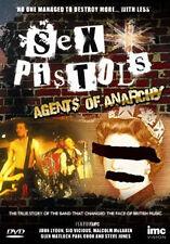 DVD:SEX PISTOLS - AGENTS OF ANARCHY - NEW Region 2 UK