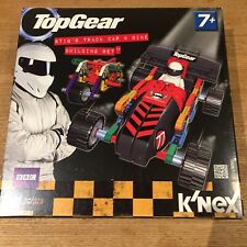 Top Gear K'nex Stigs Track Car And Bike Building Set Age 7+