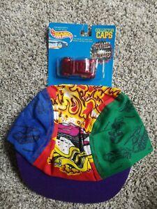 HOT WHEELS 1995 ZAK-ACCESS COLLECTOR CAPS