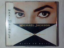 MICHAEL JACKSON Black or white cd singolo AUSTRIA