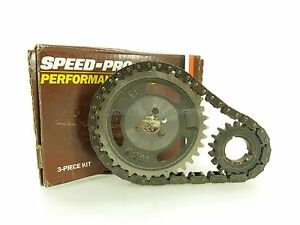 NEW Speed Pro Performance Timing Kit 220-4101 Checker 267 305 5.0 V8 1978-1980