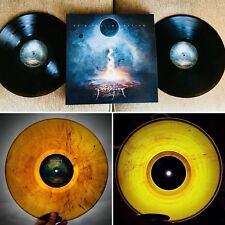 Persefone Spiritual Migration MARBLED vinyl record Death Cynic Faceless
