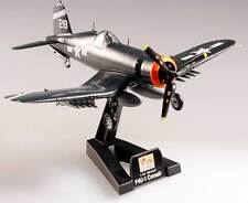 Easy Model-f4u-1 Corsair uss Hancock 1945 terminé modèle 1:72 + pied de support