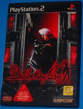 Devil May Cry - Sony Playstation 2 PS2 - JAP JAPAN