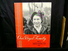OUR ROYAL FAMILY - THE RECORD OF EVENTS BETWEEN JANUARY AND APRIL 1950 - SC