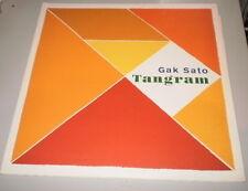 GAK SATO - TANGRAM - DOUBLE LP - Temposphere 2001 -