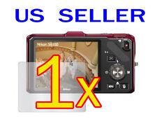 Nikon COOLPIX S9300 S9200 Digital Camera LCD Screen Protector Guard Shield Film