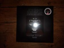 "3 Vinyles 33T Johnny HALLYDAY ""Rester vivant Tour"" - 2016 Neuf scellé ss blister"