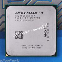 AMD Phenom II X4 955 CPU 3.2 GHz Quad-Core HDZ955FBK4DGM Processor X4-955