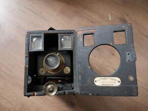 Houghton Primus no1 box Camera Brass lens