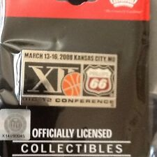 2008 OFFICIAL NCAA MEN'S BIG 12 CONFERENCE CHAMPIONSHIP