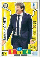 R@R@ CARD PLUS ALLENATORE ADRENALYN  XL PANINI 2019/20*INTER-ANTONIO CONTE-N.477