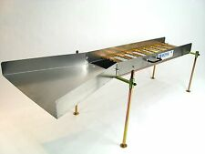 """54""""  Ultra Wide Flare Sluice Box Combo With Stand"""