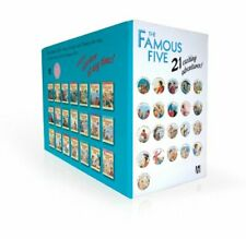Famous Five (21 book set) by Blyton, Enid Book The Fast Free Shipping