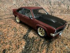 1/18 Modified Holden LX Torana Hatchback In Madiera Red