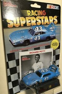Racing Champions 1:64 1991 NASCAR #43 RICHARD PETTY NEW ON CARD