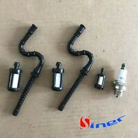 Fuel Line Fuel Filter  For Stihl 028AV 034 034AV 034 SUPER 028WB  028 Spark plug