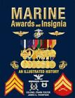 US Marine Military Awards Insignia Badges Illustrated History ID Ranks Wearing Price Guides & Publications - 171192