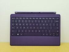 Microsoft Surface Type Cover 2 RT, Pro 1, Pro 2 backlit Keyboard - Purple 1561