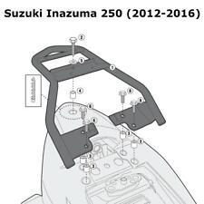 Kappa KR3103 Specific Rear Top Box Rack - Suzuki Inazuma 250 (2012-2016)